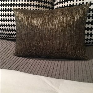 Pottery Barn Beaded Pillow